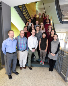 Biostatistics Faculty and staff